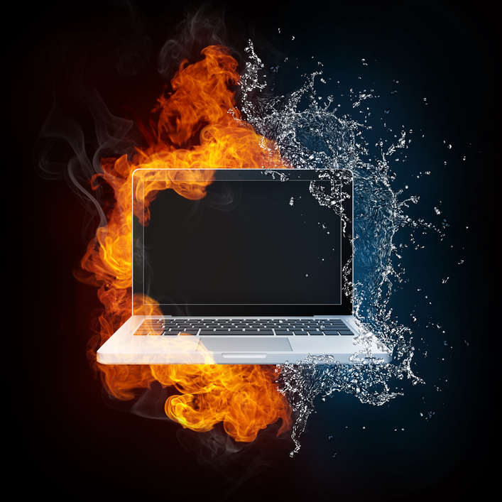 Laptop Overheating Issue: 3 Ways To Fix An Overheating Laptop