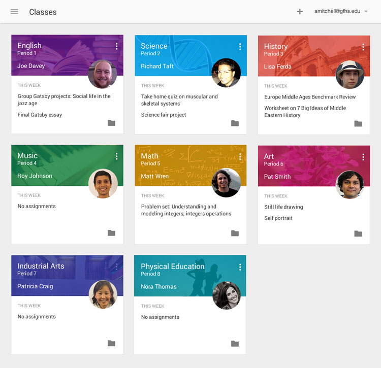 Google Classroom: Less Hassle, Less Paper And More Organized Learning