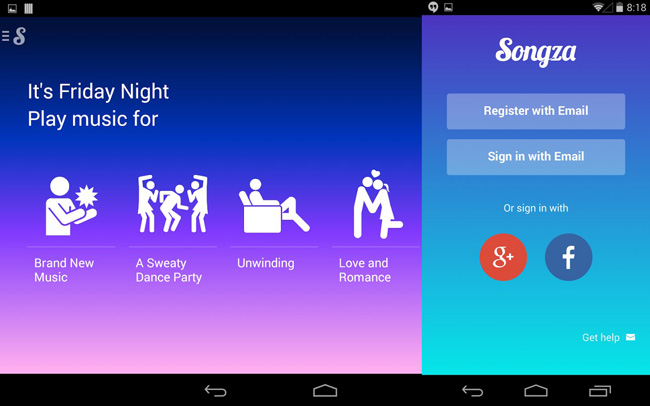Google might buy Songza, a music streaming service, for $15 Million