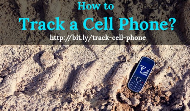 How to Track a Cell Phone?