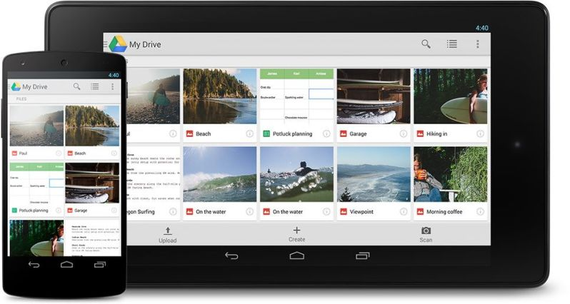 how to download pictures from google drive to computer
