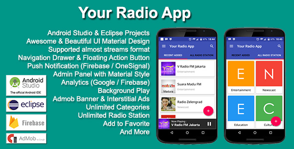 Top 12 Android App Templates with Source Code to Launch Your Own App ...