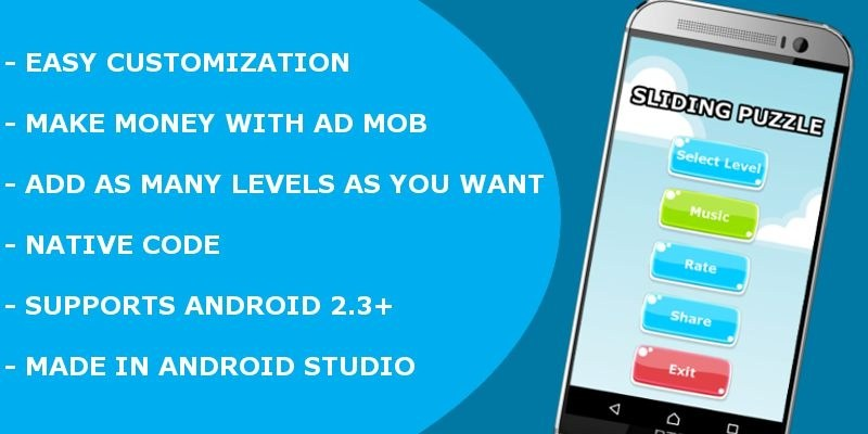 sliding puzzle android code