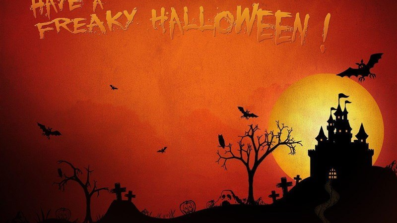 Have a Freaky Halloween Image
