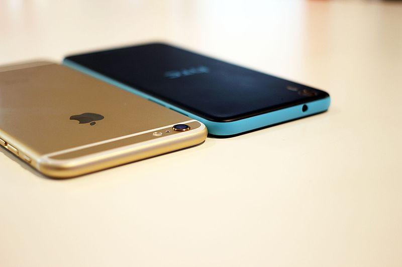 "The ""Apple – HTC"" Tug Of War"