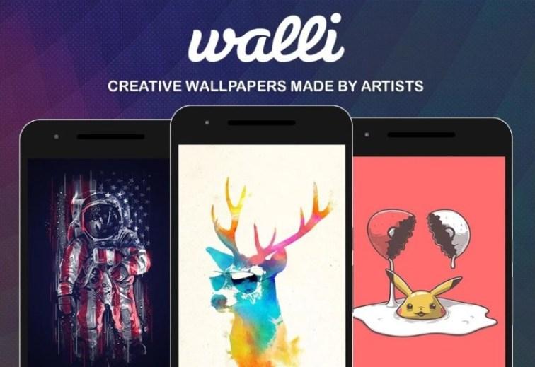 walli app