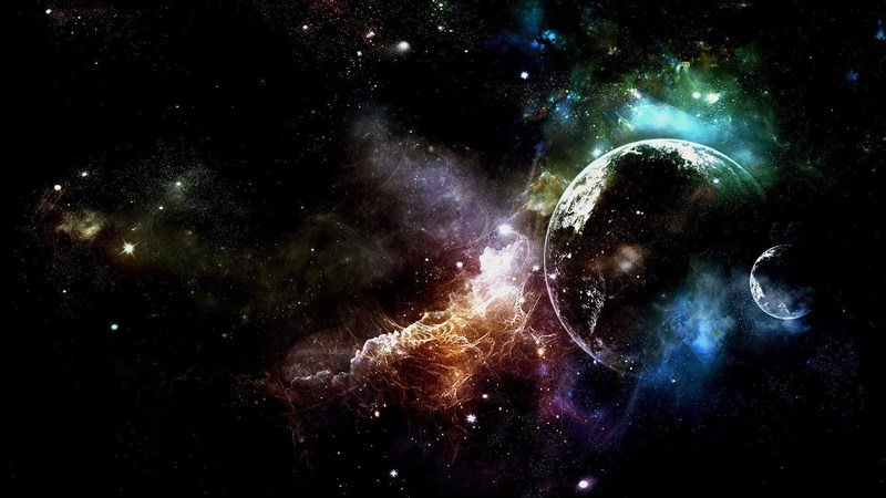 The Colors of Universe