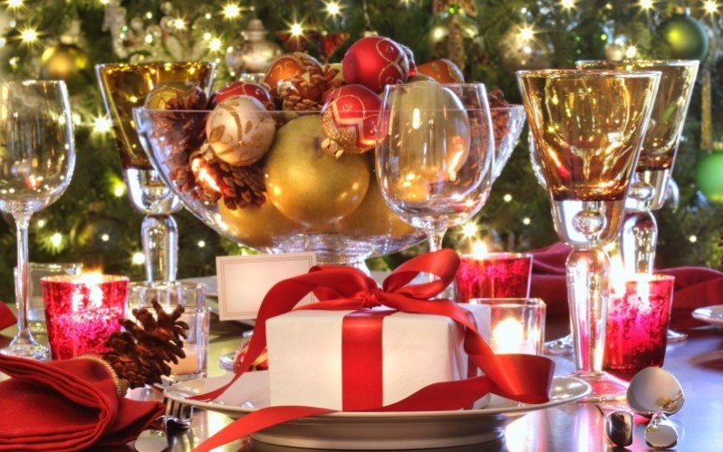 Christmas Beautiful Gift and Ornaments