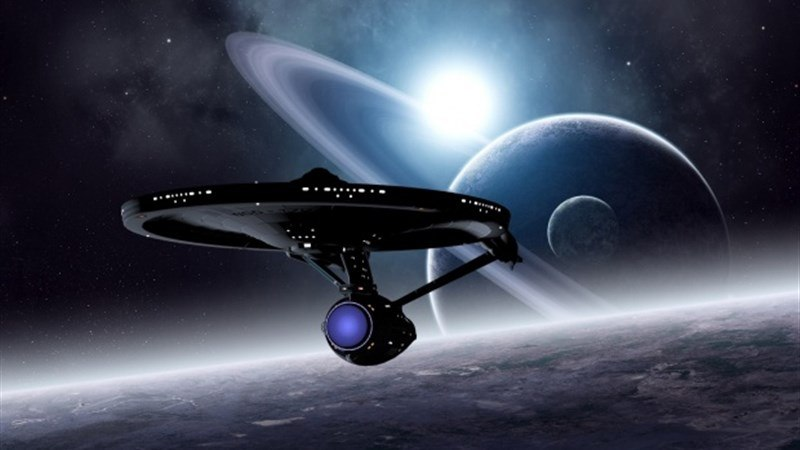 The Universe Space Spaceship