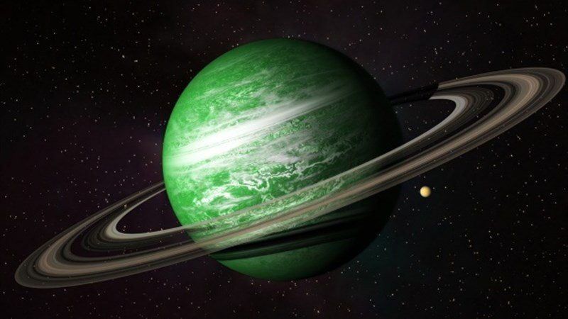 Green Planet Space