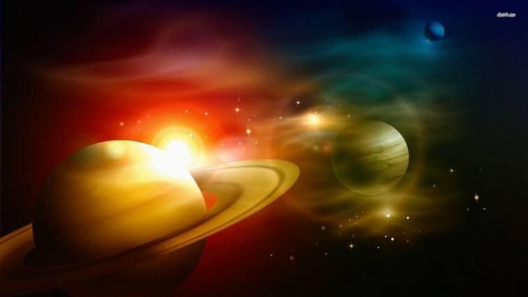 Planets HD Wallpaper