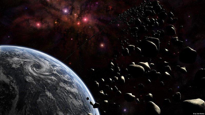 Deep Space Wallpaper