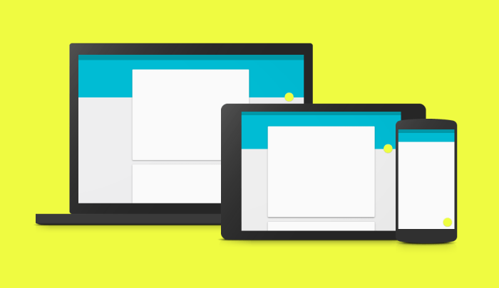 How to Build a Material Design Website