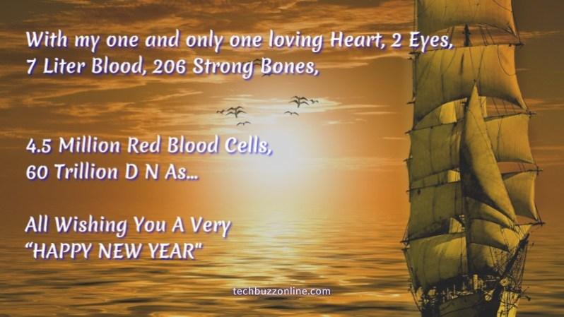 New Year Greeting 14