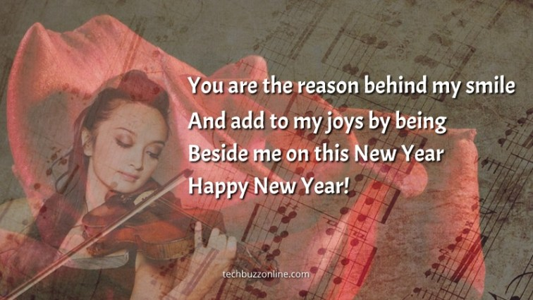 New Year Greeting 2