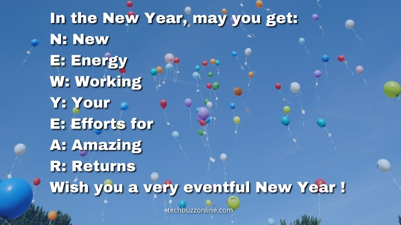 New Year Greeting 13