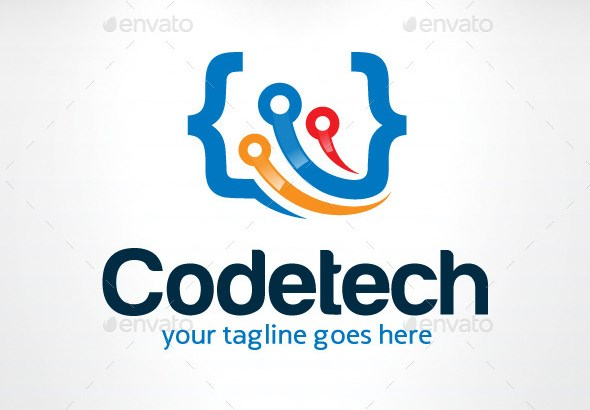 code technology logo