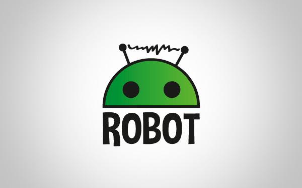 robot fantasy logo