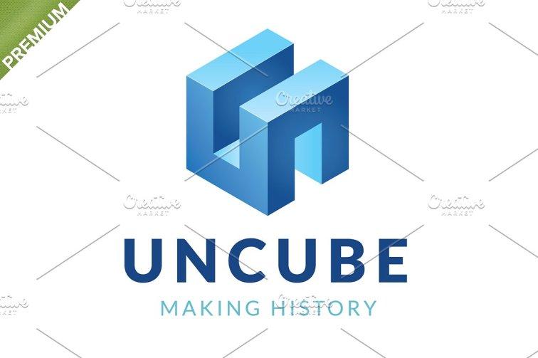 uncube logo