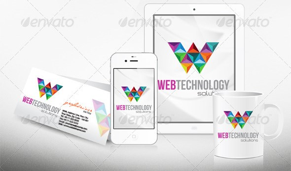 web technology logo