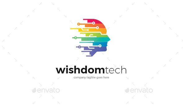wishdom tech logo