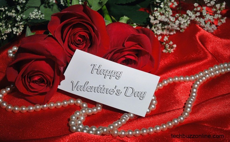 Happy Valentine's Day Greeting Card - 11