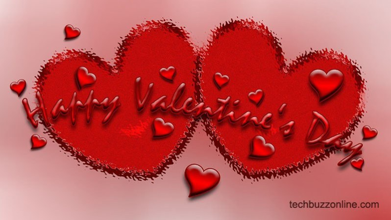Happy Valentine's Day Greeting Card - 14