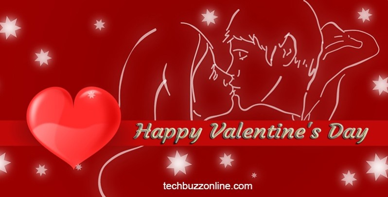 Happy Valentine's Day Greeting Card - 15
