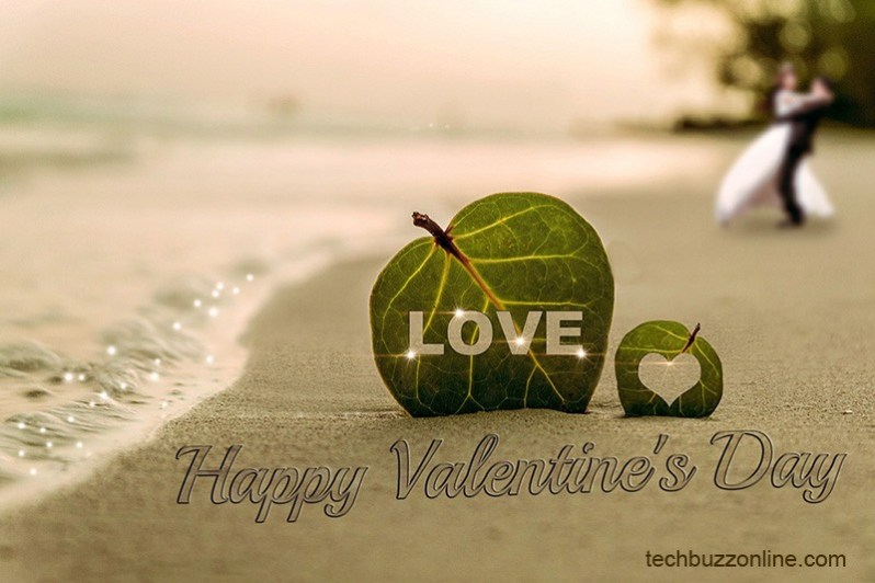 Happy Valentine's Day Greeting Card - 3
