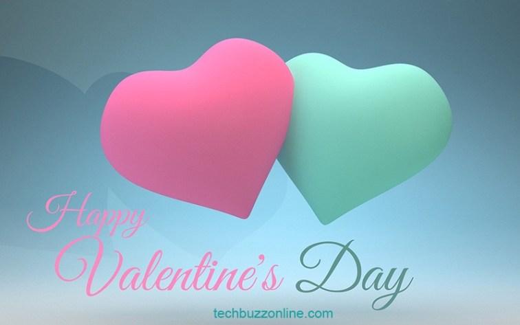 Happy Valentine's Day Greeting Card - 5