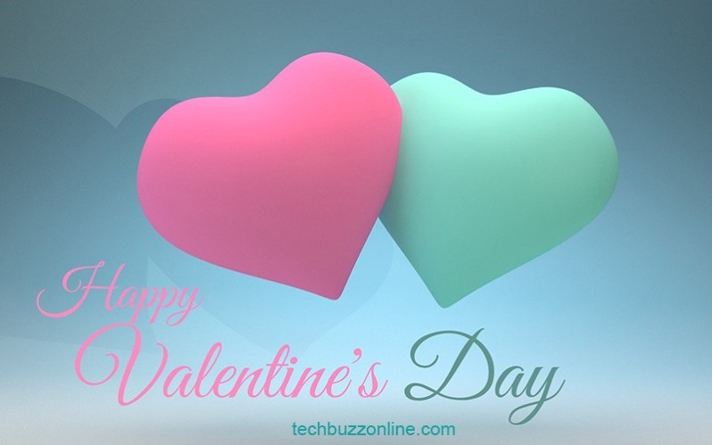 Happy Valentine's Day Greeting Card - 5