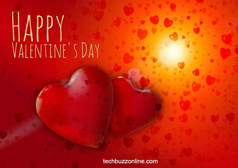 Happy Valentine's Day Greeting Card - 8