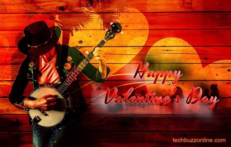 Happy Valentine's Day Greeting Card - 9