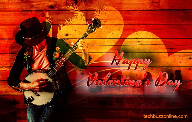 Happy Valentine's Day Greeting Card - 9