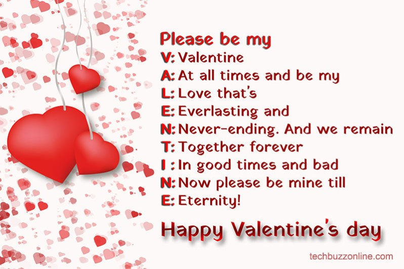 Valentine Wishes 1