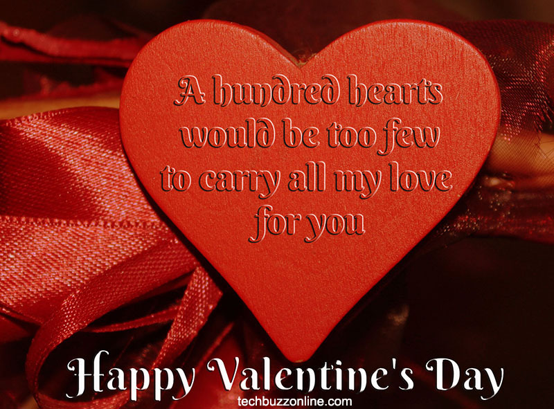 10 Valentine Day Wishes and Quotes for WhatsApp and Messenger