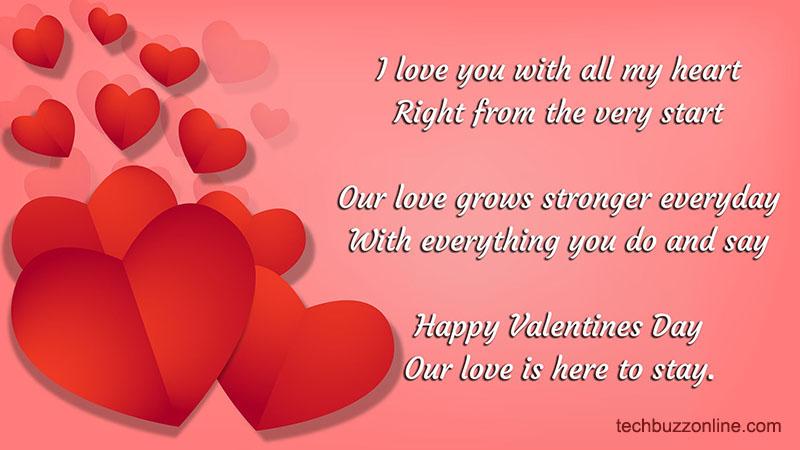 Valentine Wishes 7