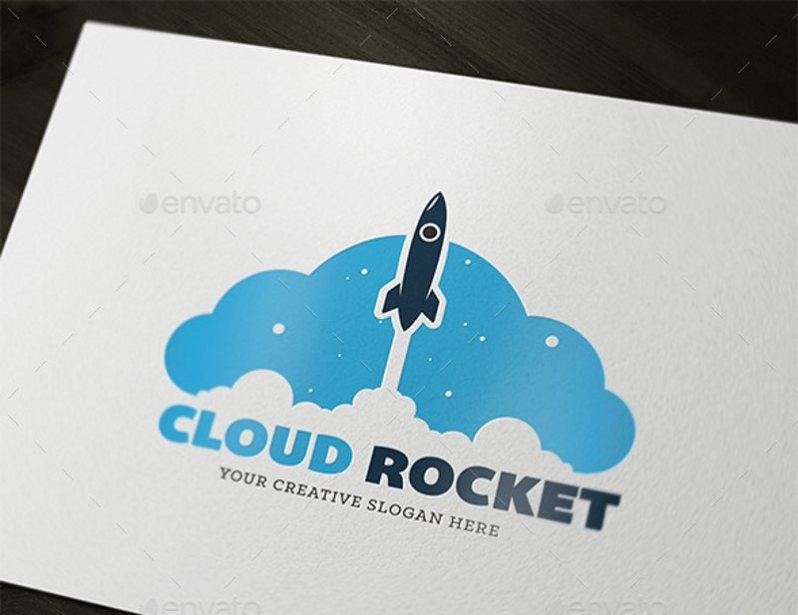 cloud rocket