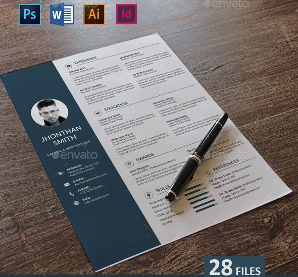 15 resume for your job apply