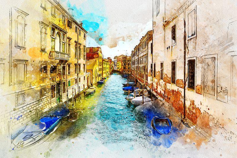 watercolor 2 artist photoshop action