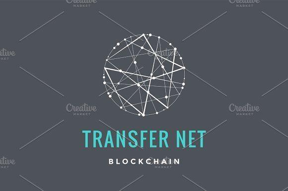 16 logo for blockchain technology