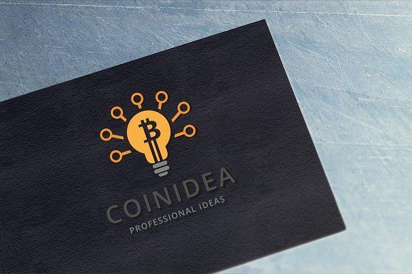 20 coin idea logo
