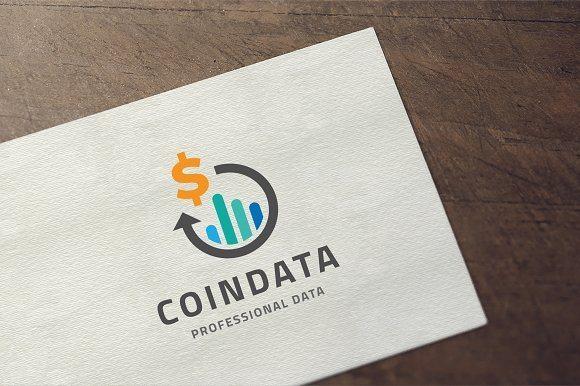 21 coin data logo