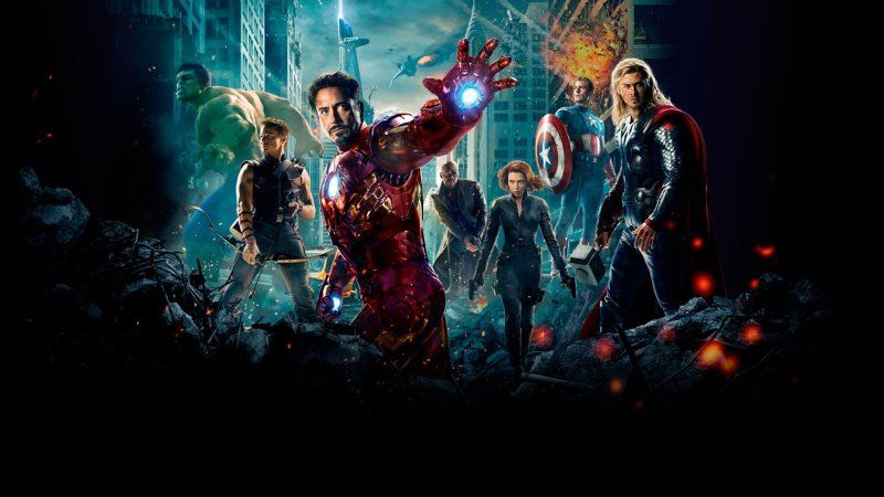 Marvel Movie Superheroes Wallpaper