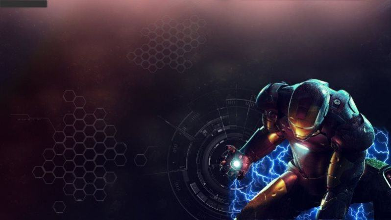 Ironman HD Wallpaper