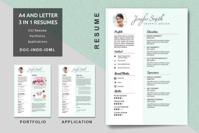 Resume Creative Template