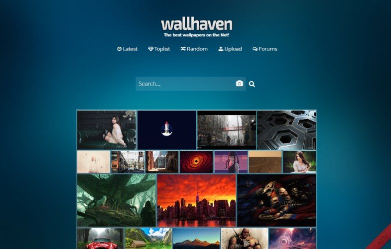 Wallhaven.cc is one of the most popular destination for user submitted wallpapers. It has huge collection of wallpapers of all sizes and you can easily ...
