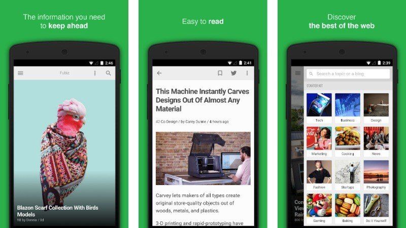 Feedly Get Smarter