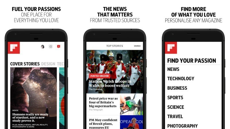 Flipboard News For Any Topic