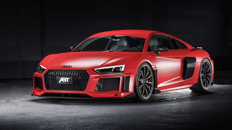 ABT Audi R8 HD Wallpaper